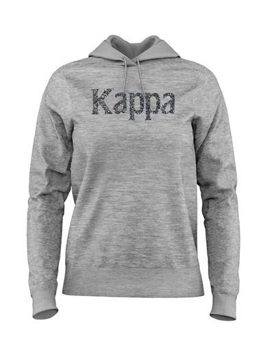 Kappa Sweatshirt Gri